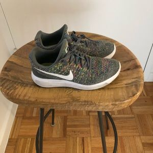 Nike Lunar Epic Low fly knit 2 size 7